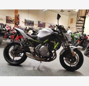 2017 Kawasaki Z650 for sale 200813756
