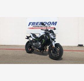 2017 Kawasaki Z650 ABS for sale 200830208