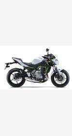 2017 Kawasaki Z650 for sale 200873898