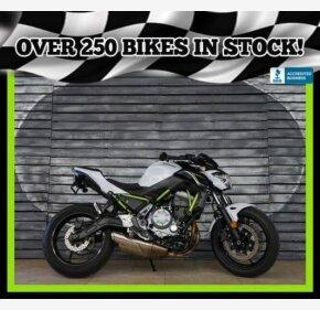 2017 Kawasaki Z650 ABS for sale 200900901