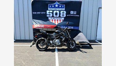 2017 Kawasaki Z650 for sale 200917931