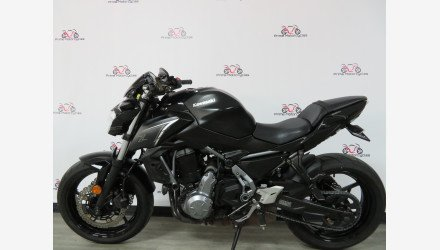 2017 Kawasaki Z650 for sale 200918960