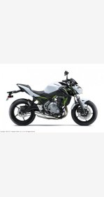 2017 Kawasaki Z650 ABS for sale 200925025