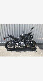 2017 Kawasaki Z650 for sale 200926243