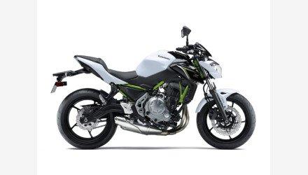 2017 Kawasaki Z650 for sale 200936190