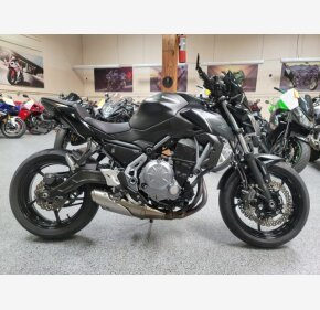 2017 Kawasaki Z650 ABS for sale 200969389