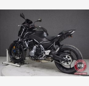 2017 Kawasaki Z650 ABS for sale 201007677