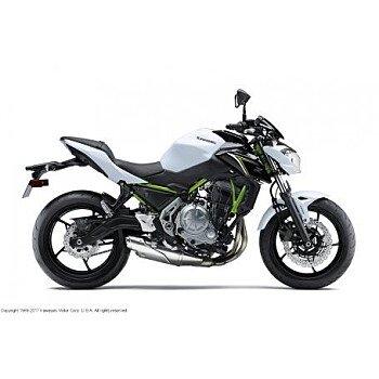 2017 Kawasaki Z650 ABS for sale 201084178