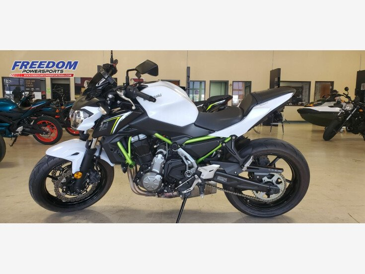 2017 Kawasaki Z650 for sale 201114476