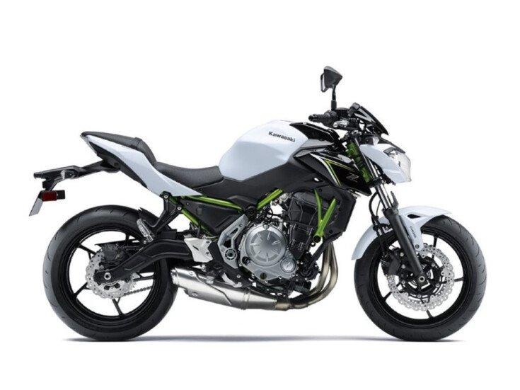 2017 Kawasaki Z650 ABS for sale 201123216