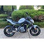 2017 Kawasaki Z650 for sale 201178003