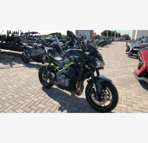 2017 Kawasaki Z900 ABS for sale 200626562