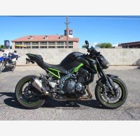 2017 Kawasaki Z900 ABS for sale 200671440