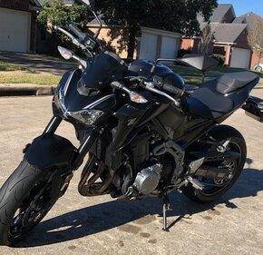2017 Kawasaki Z900 ABS for sale 200686518
