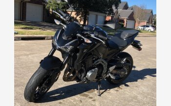 2017 Kawasaki Z900 ABS for sale 200686518