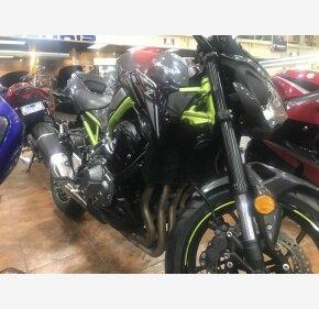 2017 Kawasaki Z900 for sale 200713860