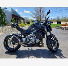 2017 Kawasaki Z900 ABS for sale 200740869