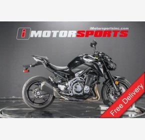 2017 Kawasaki Z900 ABS for sale 200773784