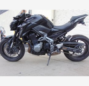 2017 Kawasaki Z900 ABS for sale 200781276