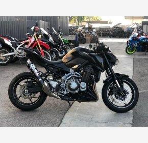 2017 Kawasaki Z900 ABS for sale 200814563
