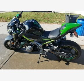 2017 Kawasaki Z900 for sale 200861614