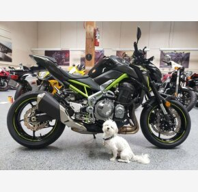 2017 Kawasaki Z900 ABS for sale 200924524
