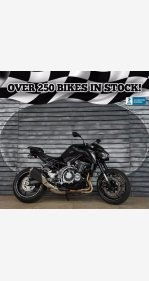 2017 Kawasaki Z900 for sale 200932509