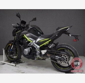 2017 Kawasaki Z900 ABS for sale 200941810