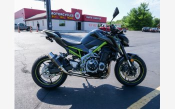 2017 Kawasaki Z900 for sale 200943629