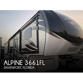 2017 Keystone Alpine for sale 300285838
