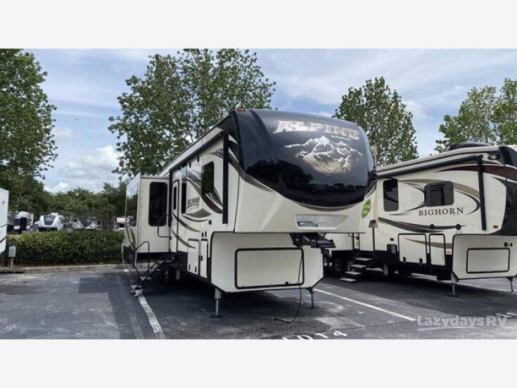 2017 Keystone Alpine for sale 300315530