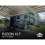 2017 Keystone Fuzion 417 for sale 300281017