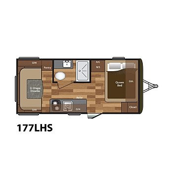 2017 Keystone Hideout for sale 300281006