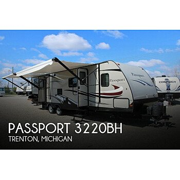 2017 Keystone Passport for sale 300232515
