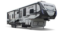 2017 Keystone Raptor 365LEV specifications