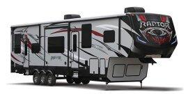 2017 Keystone Raptor 415TS specifications