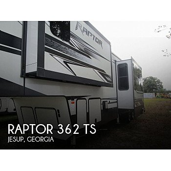 2017 Keystone Raptor for sale 300213188