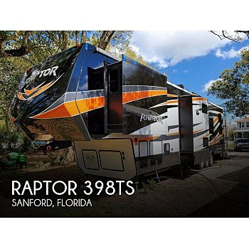 2017 Keystone Raptor for sale 300290124