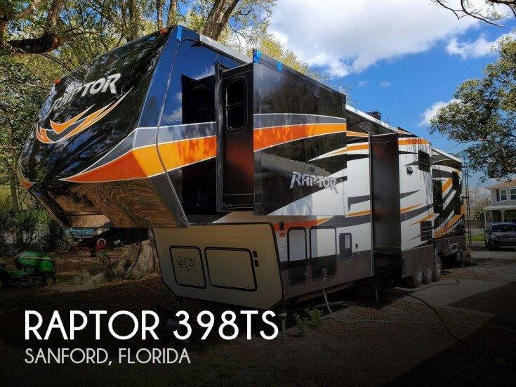 2017 Keystone Raptor for sale 300290124