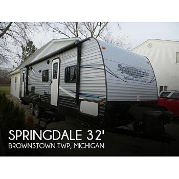 2017 Keystone Springdale for sale 300280422