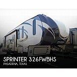 2017 Keystone Sprinter for sale 300217420