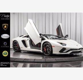2017 Lamborghini Aventador for sale 101345632