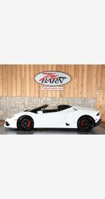 2017 Lamborghini Huracan LP 610-4 Spyder for sale 101088139