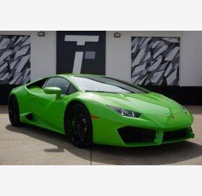 2017 Lamborghini Huracan LP 580-2 Coupe for sale 101101122