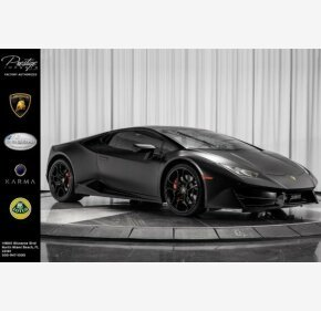 2017 Lamborghini Huracan LP 580-2 Coupe for sale 101187579