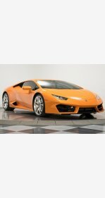 2017 Lamborghini Huracan LP 580-2 Coupe for sale 101309314