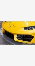 2017 Lamborghini Huracan for sale 101395003