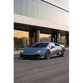 2017 Lamborghini Huracan LP 580-2 Coupe for sale 101527885
