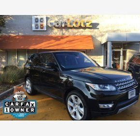 2017 Land Rover Range Rover Sport for sale 101057780