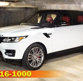2017 Land Rover Range Rover Sport for sale 101110942